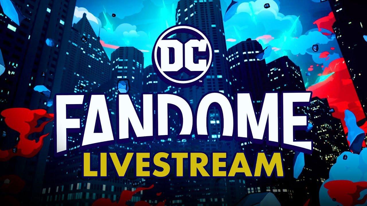 Download DC FanDome 2021 Livestream