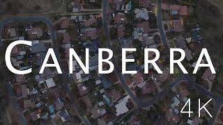 Canberra in 4K