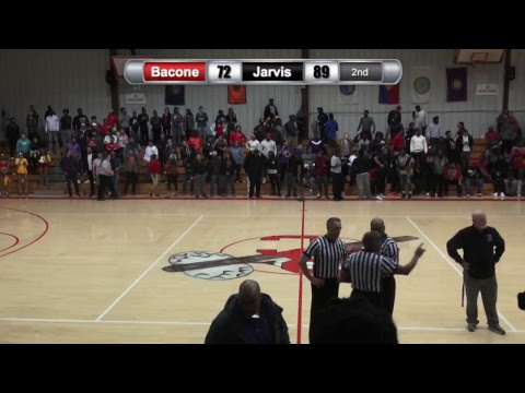Bacone College Men's Basketball vs Jarvis Christian College