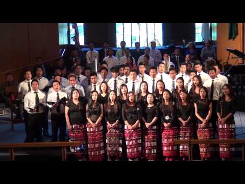 Hallelujah chorus, Mizo