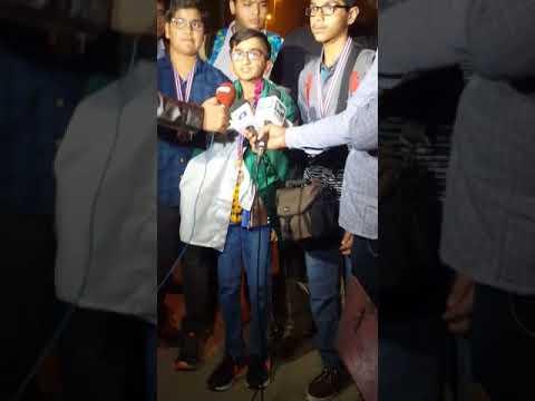 Pakistani student scores gold at international math competition.06