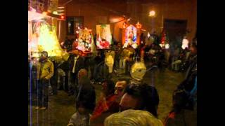 Desfile en Coscomatepec