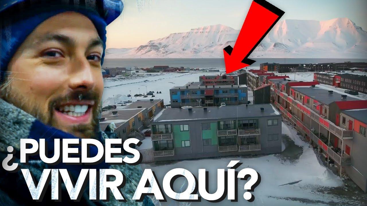 El Pueblo más al Norte del Mundo | Bienvenidos a Svalbard | Veritasium en español