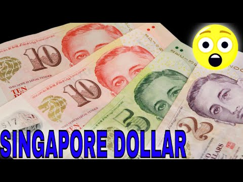 Singapore currency | singapore dollar rate today in india