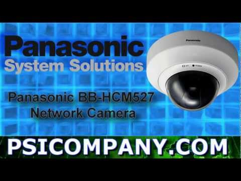 DOWNLOAD DRIVER: PANASONIC BB-HCM527A NETWORK CAMERA