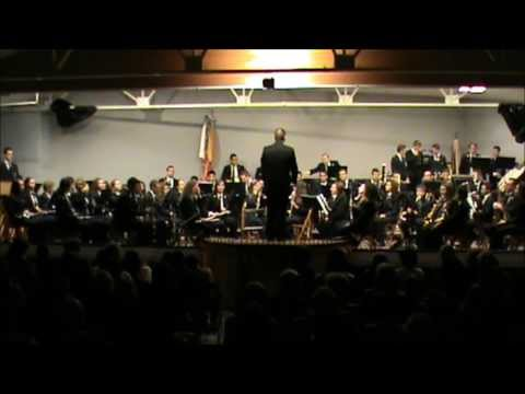 La Union Musical de Agost interpretando Appalachian overture de James Barnes