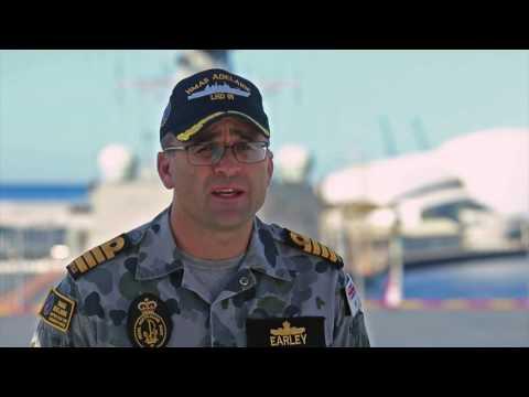 Exercise Ocean Explorer Start of Exercise (from Royal Australian Navy)