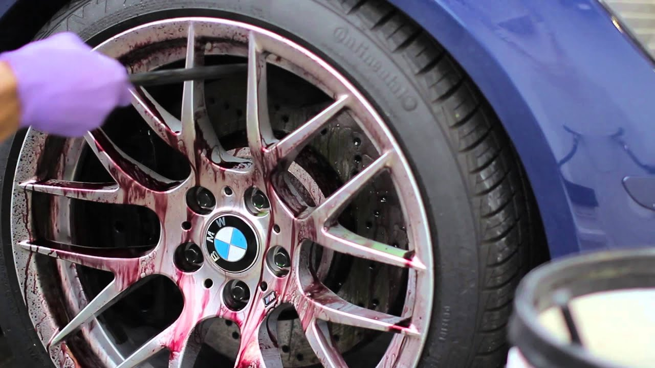 Best Car Wheels Cleaner