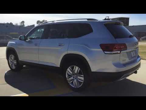 New 2019 Volkswagen Atlas Fayetteville NC Fort Bragg, NC #V16380