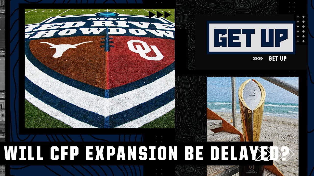 How Texas and Oklahoma's move to the SEC affects possible CFP expansion | Get Up