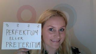 Video 77 Verbformer: preteritum eller presens perfektum? LESTE eller HAR LEST?