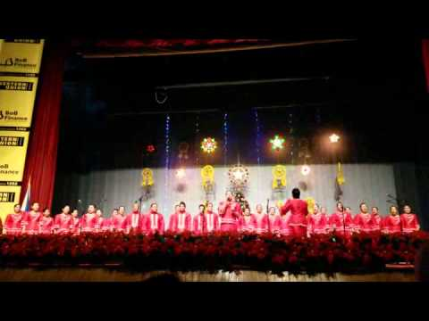 Laylat L Milad by The Filipino Community Choir in Lebanon