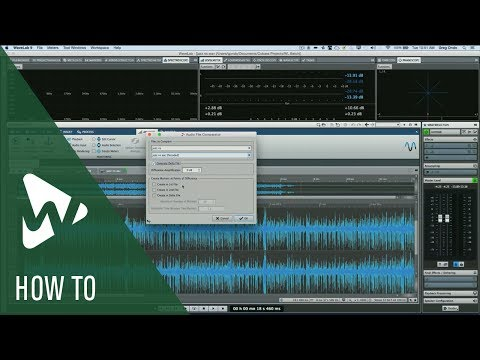 How to Use the Audio File Comparator in WaveLab | Q&A with Greg Ondo