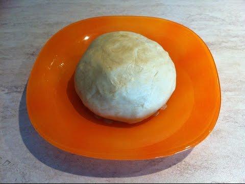 Рецепт Песочное тесто для пирога. Мамулины рецепты.