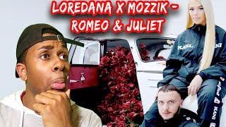 Mozzik x Loredana 💘 ROMEO & JULIET 💘 prod. by Miksu & Macloud reaction