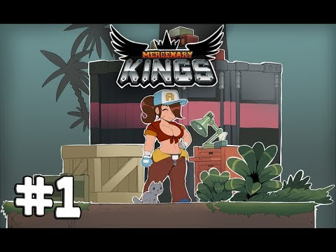 Mercenary Kings - Welcome to the Jungle.. - [Part 1]