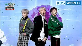 [Music Bank K-Chart] 2nd Week of April - EXO - CBX, TWICE (2018.04.13)