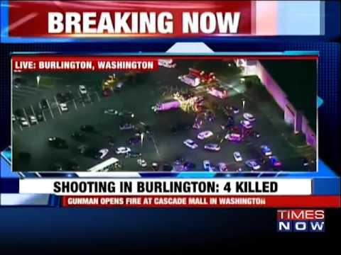 Washington state mall shooting