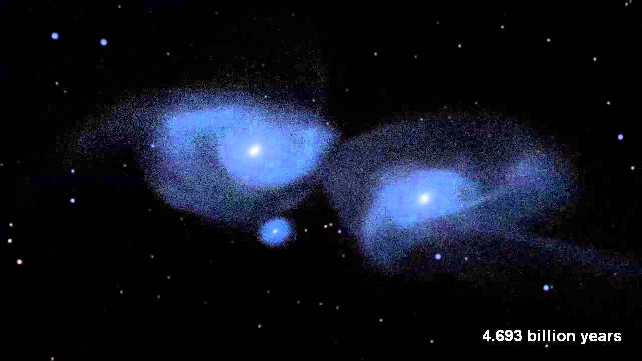 Andromina Significado descubren el pasado canibal de andrómeda, la galaxia que