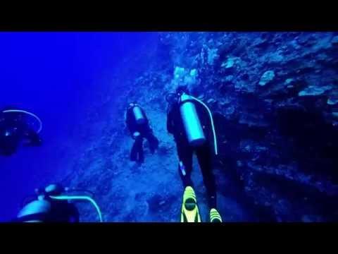 Molokini Back Wall Dive - May 13, 2016