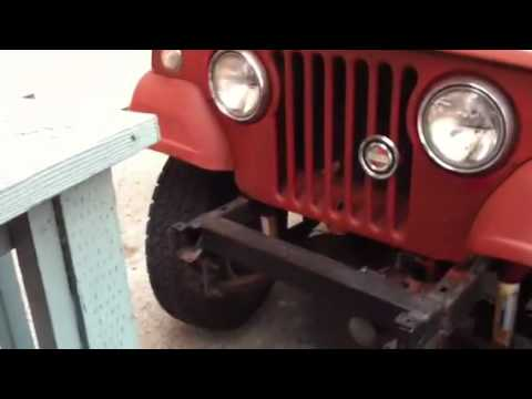 1967 Jeep Jeepster Commando Doovi