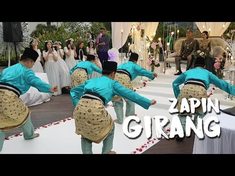 Zapin Girang @ The Landmark - Azpirasi