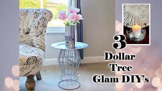 Dollar Tree DIY Glam Home Deco…