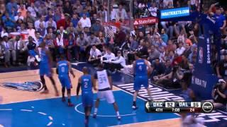 Oklahoma City Thunder vs Dallas Mavericks | March 25, 2014 | NBA 2013-14 Season