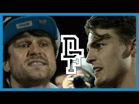 PAMFLIT VS THE CALCIUM KID | Don't Flop Rap Battle
