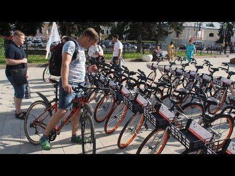 Велошеринг в Рязани. РВ ТВ