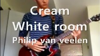 cream- white room (solo cover)