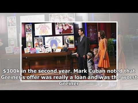 """Rufflebutts """"laughing all the way to the bank"""" after shark tank deal"""