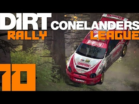 DiRT Rally: Conelanders League - March Event 2: Finland