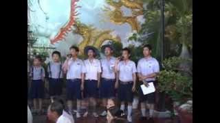 Lễ hội Bông hồng cài áo. PL 2556 - GĐPT Viên Quang, TP Đà Nẵng