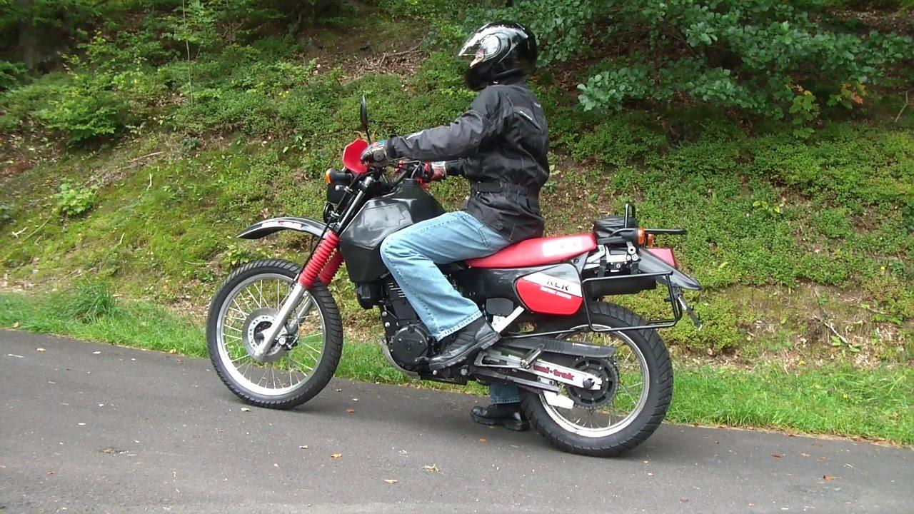 Kawasaki Klr Enduro