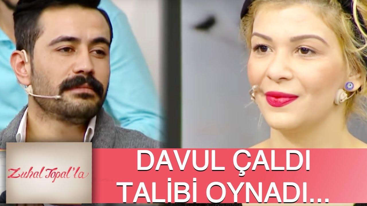 Zuhal Topal'la 100. Bölüm (HD)   Tepecikli Dilek Davul Çaldı, Talibi Oynadı!