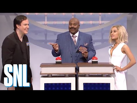Celebrity Family Feud with Ariana Grande - SNL