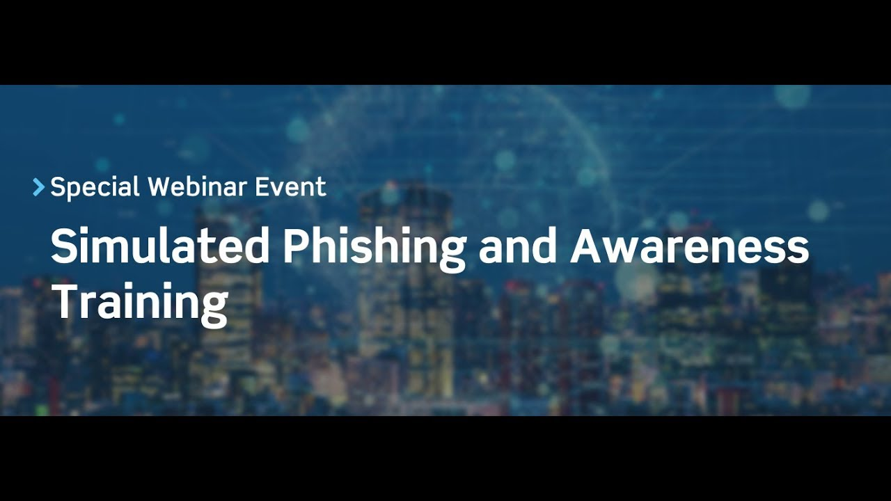 Simulated Phishing and Awareness Training with KnowBe4