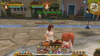 Ragnarok Online 2: Chef Cooking + Material Farming