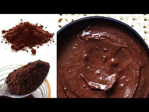 Cejas Abundantes - Como Oscurecer Cejas con Cafe y Cacao
