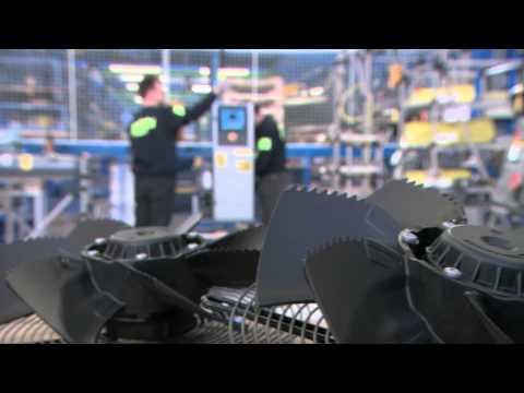 Lean Manufacturing @ Atlas Copco