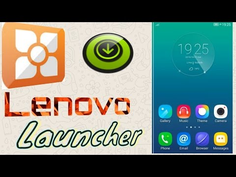 lenovo launcher,lenovo ui launcher,lenovo type launcher - YouTube