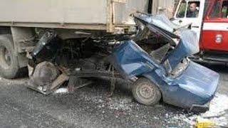 Жуткая авария на МКАДЕ 11.03.2017