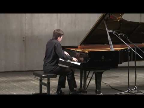 28.03.17 II-nd Vladimir Krainev Moscow International Piano Competition Timofey Vladimirov Semifinal