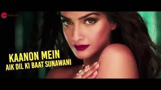 Tareefan Lyrics Video | Veere Di Wedding | Badshah Feat. Kareena Kapoor Sonam Kapoor,