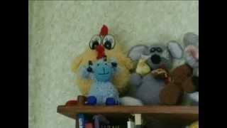 вязание игрушки.flv