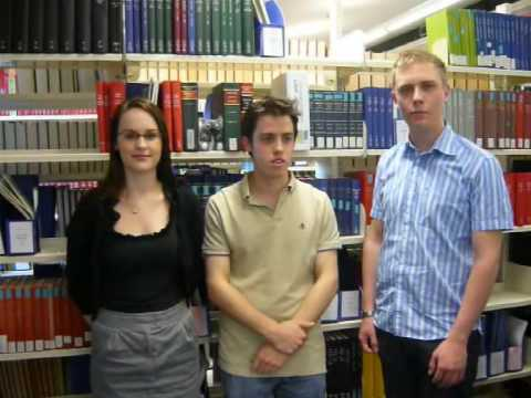 Queensland Law Society LawASIA Moot Team 2009