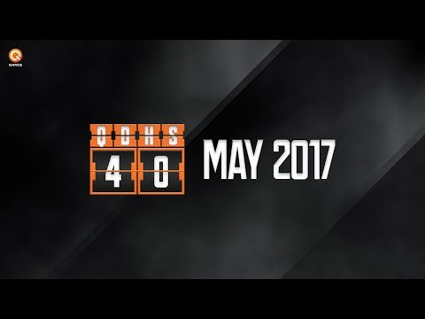 May 2017 | Q-dance presents Hardstyle Top 40