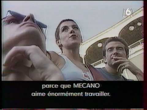 "Mecano interview Madrid (M6 ""Nouba"" Oct. 91)"