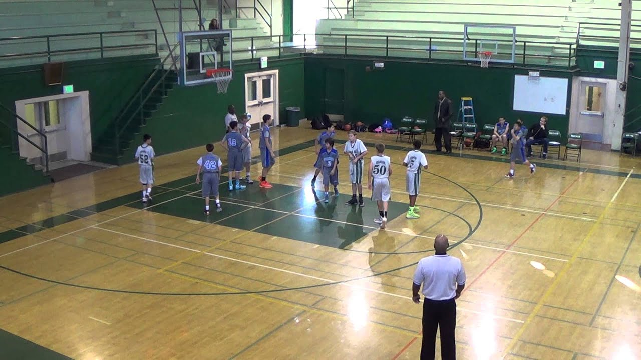 Sequoia Vs Palo Alto NJB All Net 7 Grade Basketball 2nd Q ...
